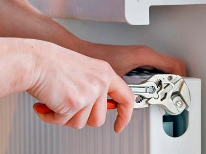 Cómo purgar radiadores
